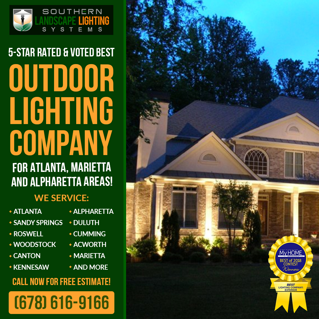 landscape lighting company